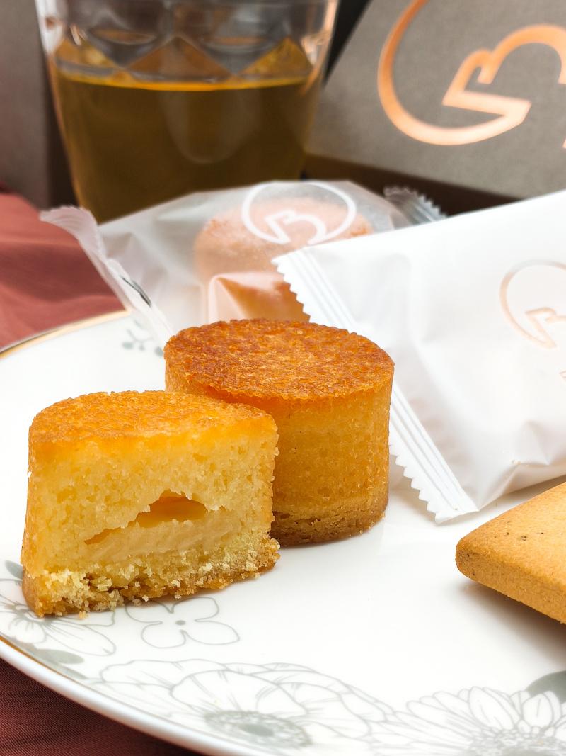 Buttersのクラフトバターケーキの断面